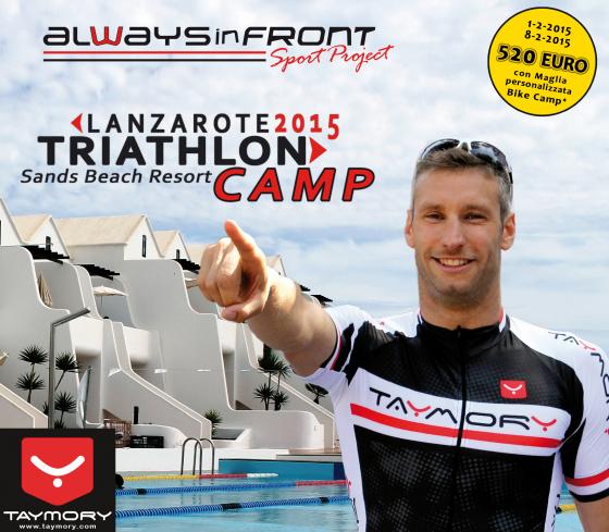 Lanzarote Triathlon Camp dall'1 all'8 febbraio 2015 con Daniel Hofer