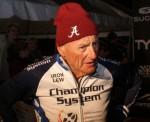 Lew Hollander all'Ironman Florida 2014