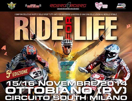 Al 5° Ride for Life anche il mondo del triathlon