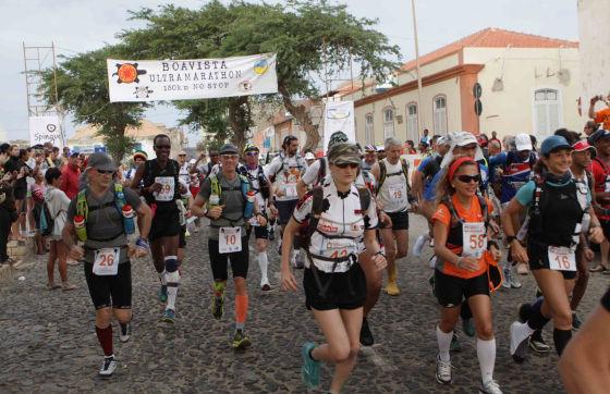 La Boavista Ultramarathon parla italiano