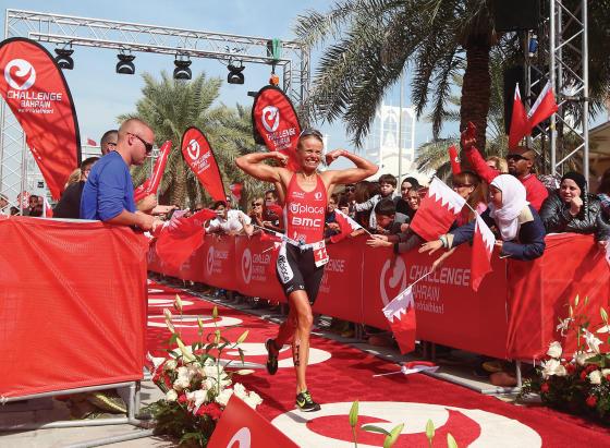 Challenge Bahrain da mille e una notte!
