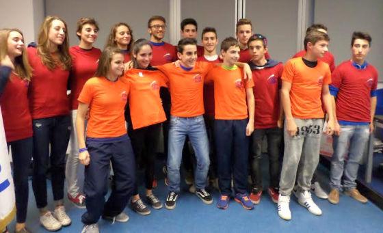 La festa del Triathlon Lombardia