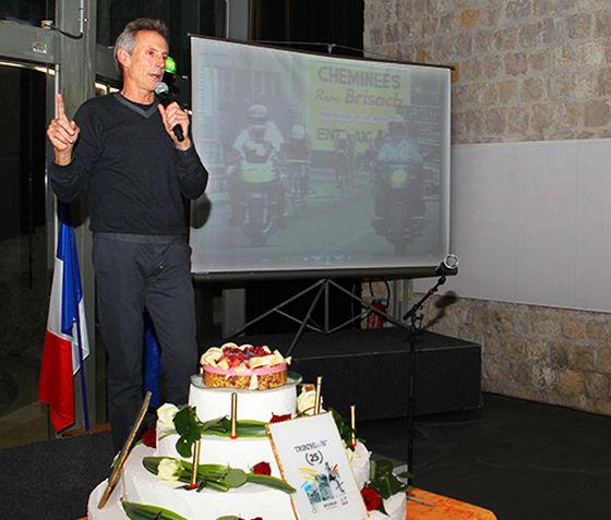 Mark Allen ad Avignone per i 25 anni dell'ITU