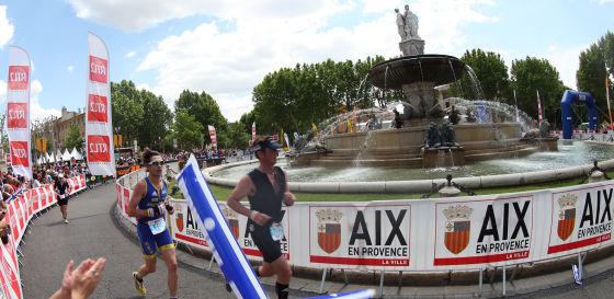 Ironman 70.3 Pays d'Aix da record