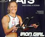 Martina Dogana Iron Girl