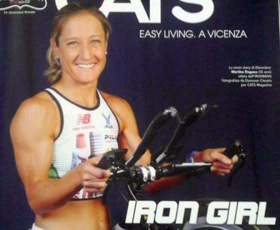 Al Cannes International Triathlon anche Martina Dogana