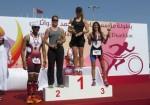 Nasser Bin Hamad Foudation Duathlon, Libera Caputo