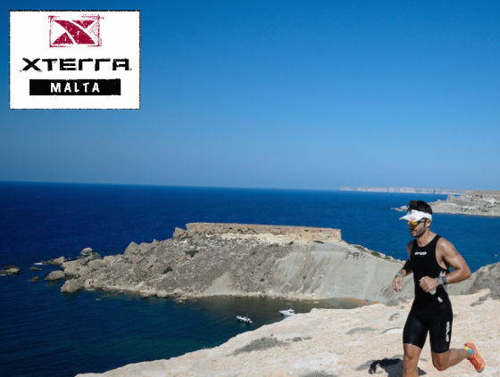 FCZ.it ti porta all'XTERRA Malta, prima tappa del tour europeo!