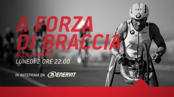 Alex Zanardi, il film dell'Ironman Hawaii in prima al Gala del Triathlon!