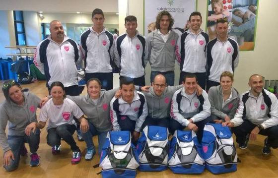 Forhans Team presenta la sua stagione 2015
