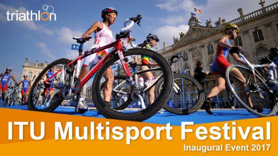 Nasce l'ITU Multisport Festival, 4 Mondiali nella stessa città