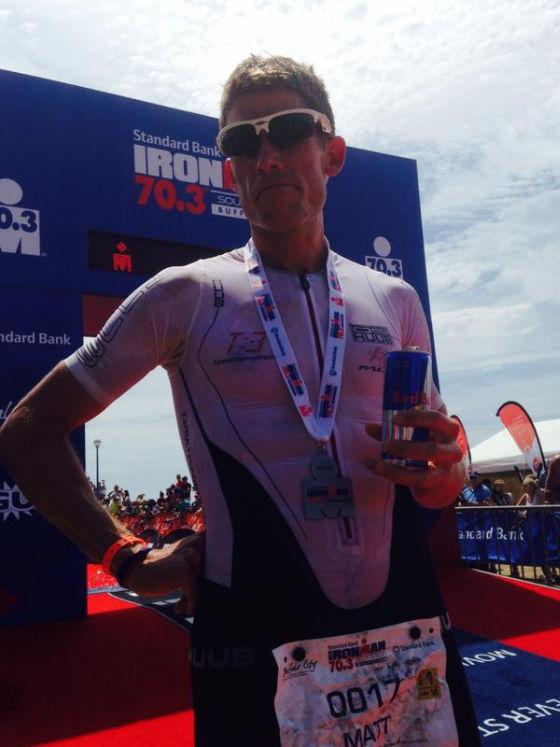 25-01-15 Ironman 70.3 South Africa #ITAFinisher