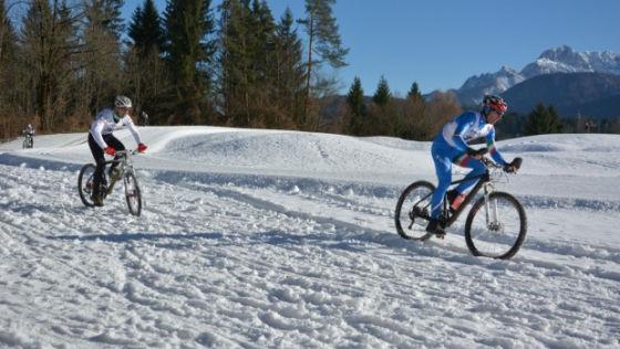 I protagonisti del Campionato Italiano Winter Triathlon Tarvisio