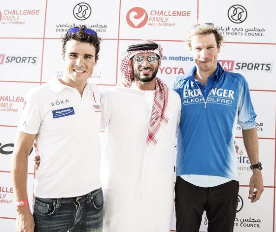 Challenge Dubai da urlo, poker d'assi tricolore