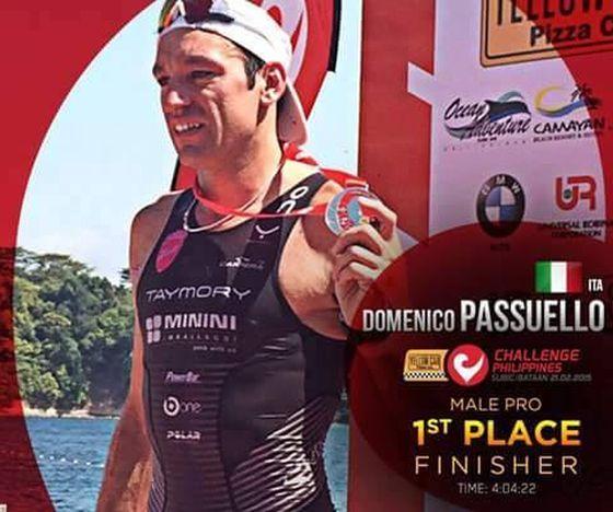 Prima vittoria 2015 per Domenico Passuello al Challenge Philippines