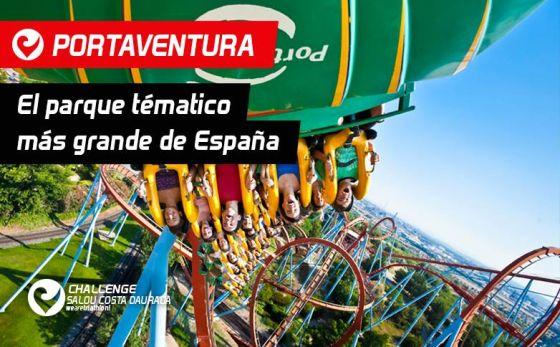 PortAventura Challenge Salou si presenta