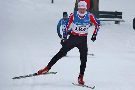 Il campione russo Pavel Andreev protagonista al Quebec ITU S3 Winter Triathlon 2015