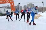 Lo skating è la 2^ specialità dell'ITU S3 Winter Triathlon disputatosi a Quebec l'8 febbraio 2015