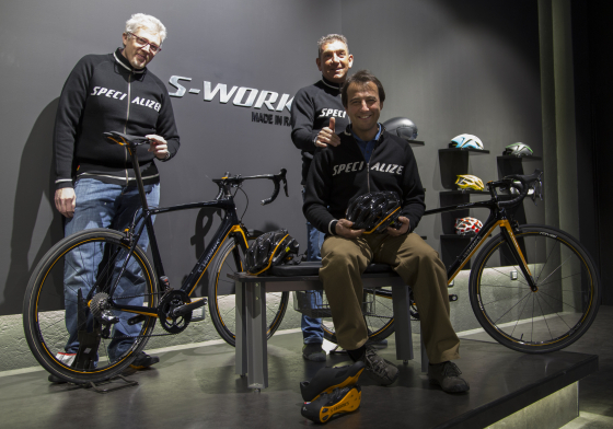 Consegnati i due esemplari italiani di S-Works McLaren Tarmac