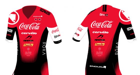 Si presenta il Team Bravo Triathlon sponsored by Coca Cola