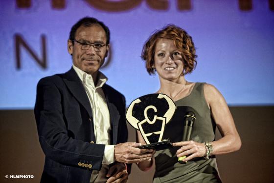 I vincitori e i protagonisti del 3° Gala del Triathlon!