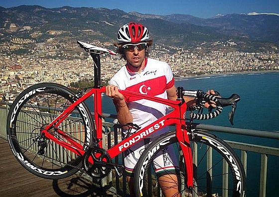 Andrea Gabba a tutto Triathlon, Turchia e Torino