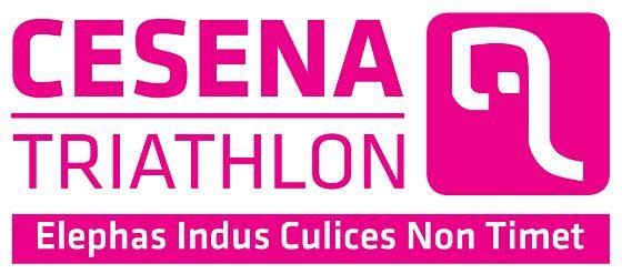 Il logo del Cesena Triathlon