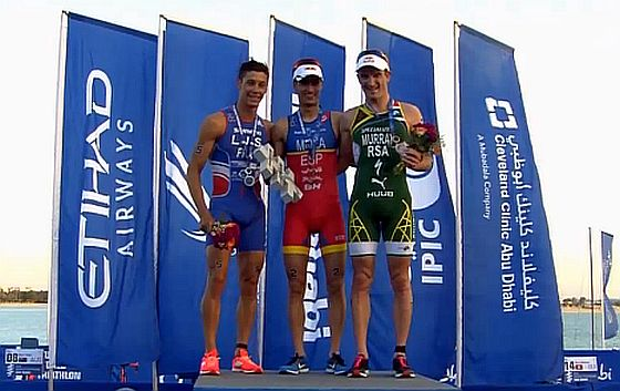 07-03-15 ITU World Triathlon Abu Dhabi