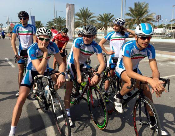 Seguiamo Live l'ITU World Triathlon Abu Dhabi