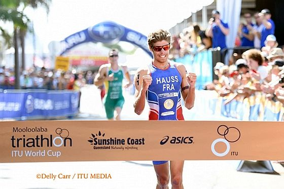 14-03-15 ITU World Cup Mooloolaba Triathlon ITA