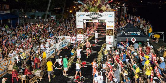 Due italiani all'Ironman Hawaii con la lotteria