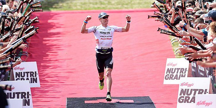 A 43 anni Cameron Brown vuole il 12° Ironman New Zealand