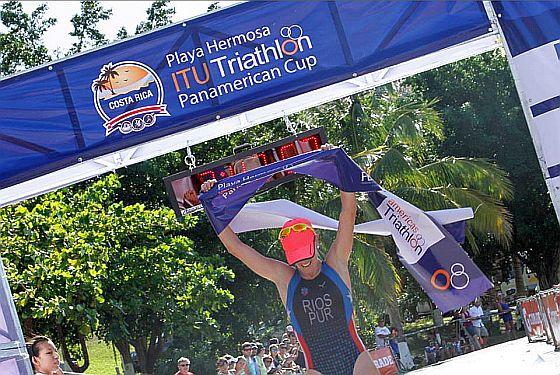 08-03-15 Playa Hermosa Triathlon