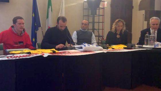 A Palazzo Vecchio annunciato il nuovo Triathlon Sprint Firenze