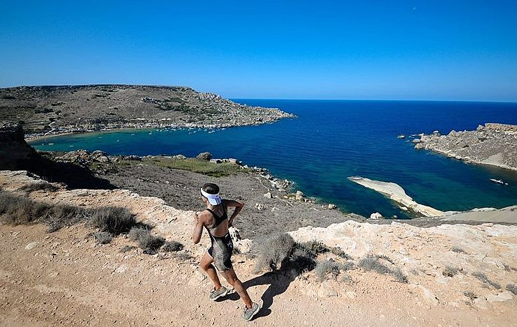 Tanti azzurri alla prima dell'XTERRA Malta