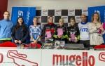La premiazione femminile del Duathlon Mugello Circuit 2015