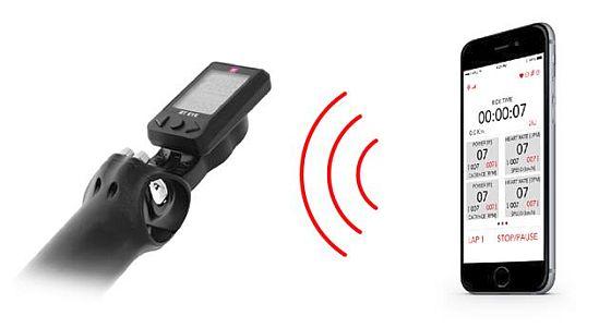3T Eye: il monitor che rimanda i dati al ciclista