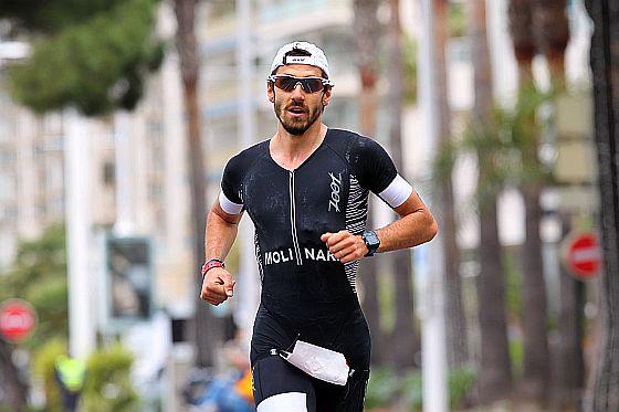 Chapeau per Giulio Molinari che domina il Cannes International Triathlon!