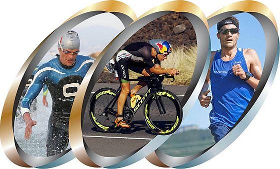 Gli azzurri alla sfida stellare del Cannes International Triathlon