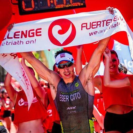 Jonathan Ciavattella vince il Challenge Fuerteventura!