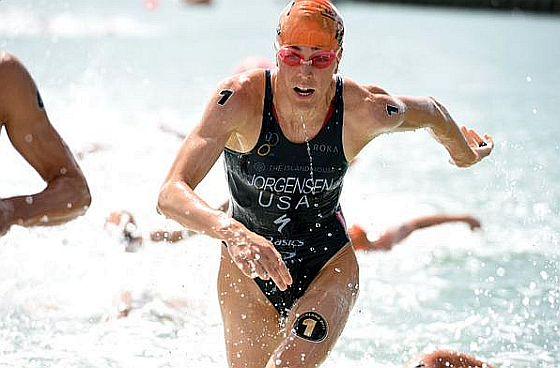 All'ITU World Triathlon Auckland, Gwen Jorgensen e Jonathan Brownlee inarrestabili