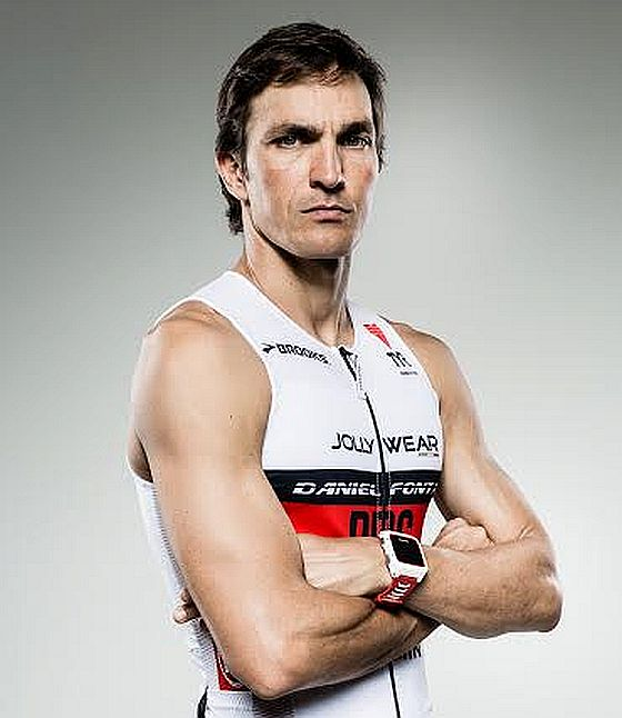Daniel Fontana all'Ironamn 70.3 Brasilia inizia la caccia al Mondiale