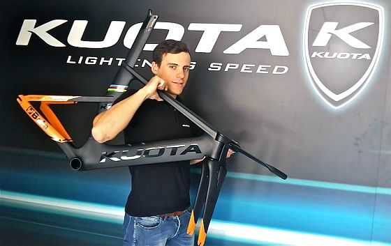 Matteo Fontana debutta tra i PRO al Cannes International Triathlon