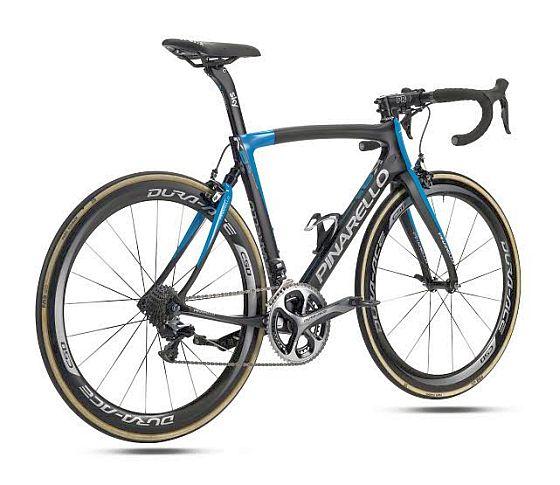 Pinarello e Jaguar per la bici da pavé del Team Sky