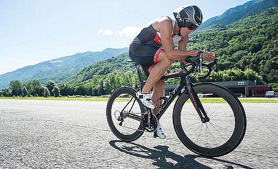 Matteo Fontana torna in gara al Sardinia Half Triathlon Cagliari