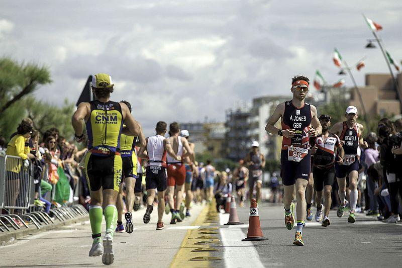 La mezza maratona del 3° Challenge Rimini del 24 maggio 2015 (Foto Gonzalo Arroyo Moreno/Getty Images)