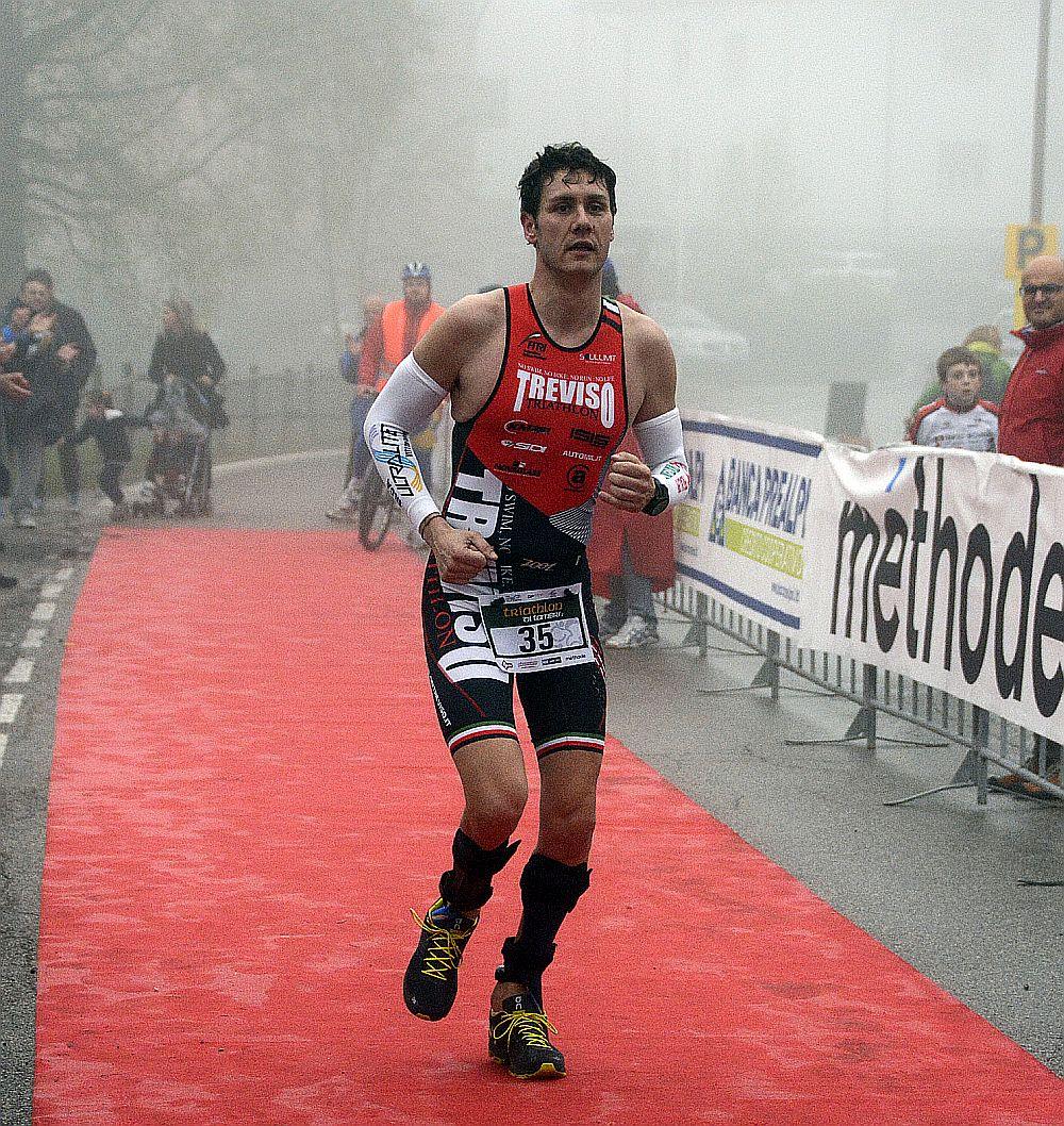 Il messaggio di Bernardo Bernardini al Triathlon Tambre
