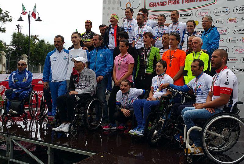 23-05-15 Campionati Italiani Paratriathlon Rimini