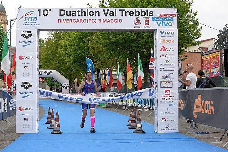 03-05-15 Campionati Italiani Duathlon Classico No Draft Rivergaro