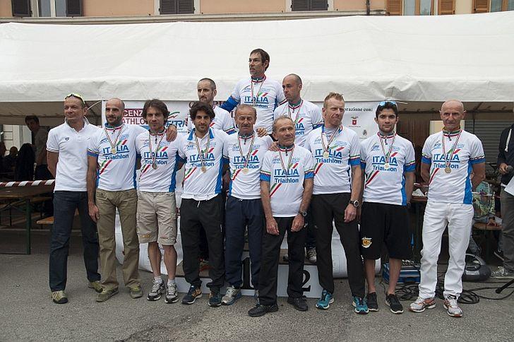 I tricolori aiCampionati Italiani Duathlon Classico No Draft 2015 diRivergaro